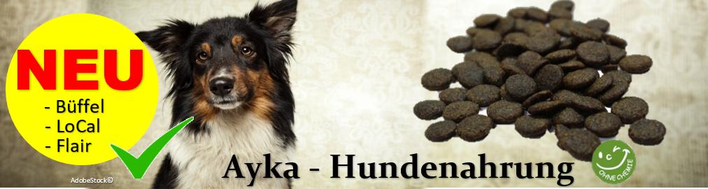 Ayka Hundenahrung
