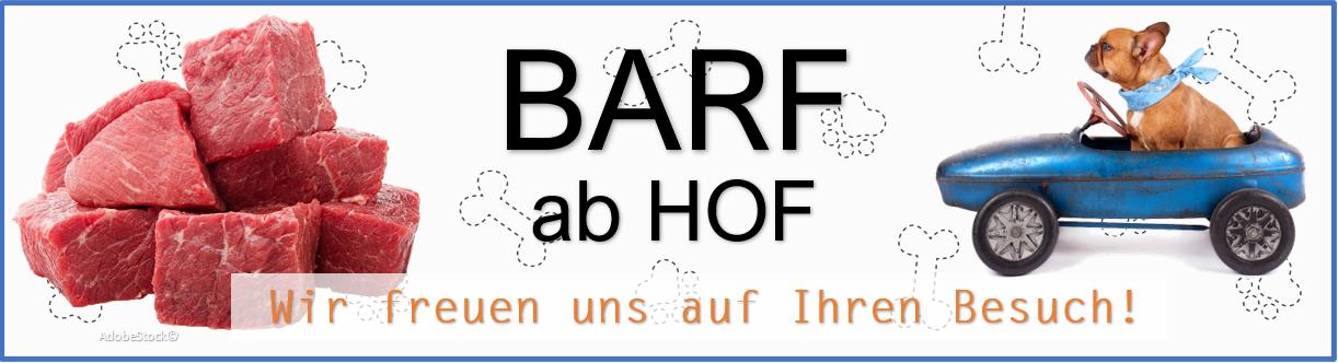 ZIZ BARF ab Hof