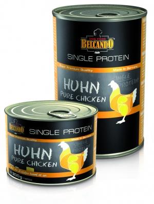 6er PACK Hundefutter Belcando Single Protein Huhn 6er Pack hochwertige Fleischsorte