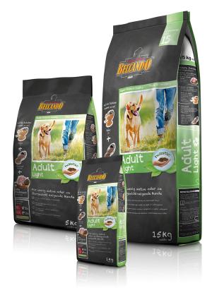 Hundefutter Belcando Adult Light Trockenfutter für Hunde mit Übergewicht