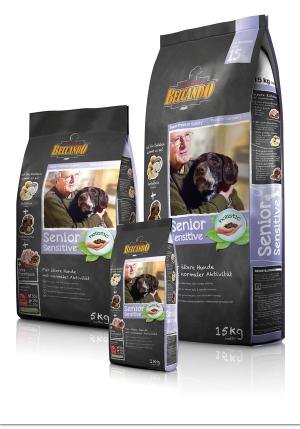Hundefutter Belcando Senior Sensitive Trockenfutter für ältere Hunde