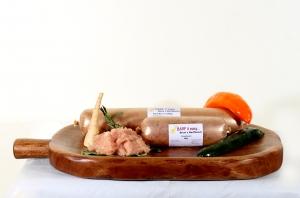 BARF - Rohfleischfütterung Geflügel Menü tiefgefroren