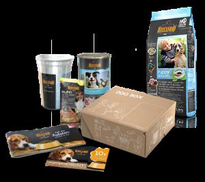 Dog Box BELCANDO® Puppy GF Poultry