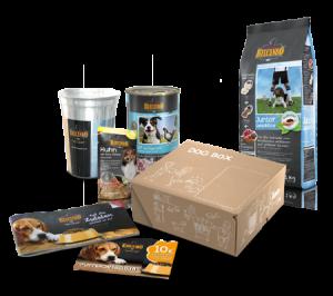 BELCANDO® Junior Lamb & Rice Dog Box