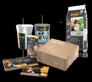 Dog Box BELCANDO® Junior GF Poultry