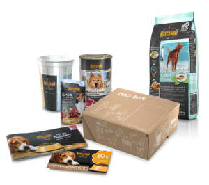 Dog Box BELCANDO® Adult GF Ocean