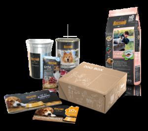 BELCANDO® Finest GF Salmon Dog Box
