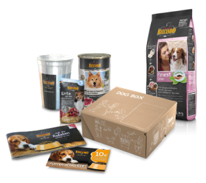 Dog Box BELCANDO® Finest croc