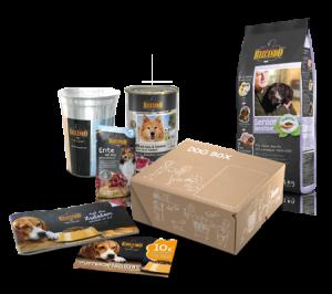 Dog Box BELCANDO® Senior Sensitive