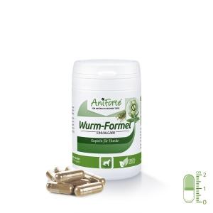 AniForte® Wurm-Formel - Kapseln für Hunde