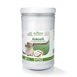 AniForte® Kokosöl aus kontrolliertem Anbau