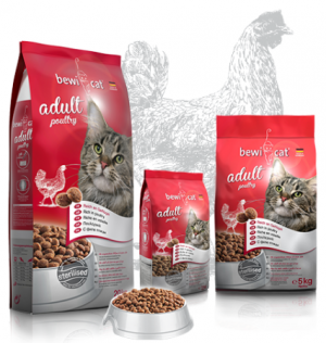BEWI CAT® Adult Poultry