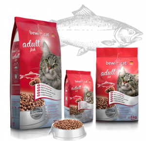 Katzenfutter Bewi Cat Fisch