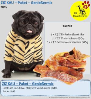 DAUERTIEFPREIS - ZIZ KAU - Paket - Genießermix