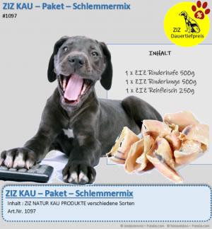 DAUERTIEFPREIS - ZIZ KAU - Paket - Schlemmermix