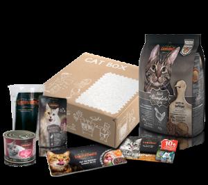 Cat Box LEONARDO® Adult Complete 32/16