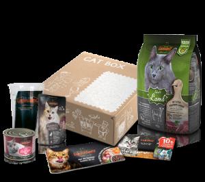 Cat Box LEONARDO® Adult Lamb