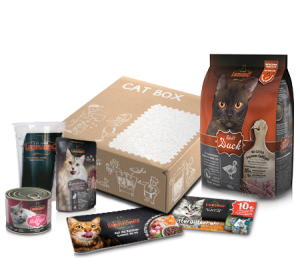 LEONARDO® Adult Duck Cat Box