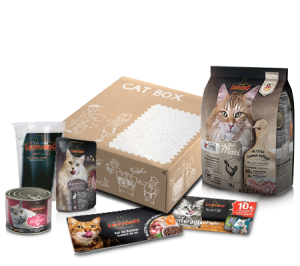 Cat Box LEONARDO® Adult Maxi GF