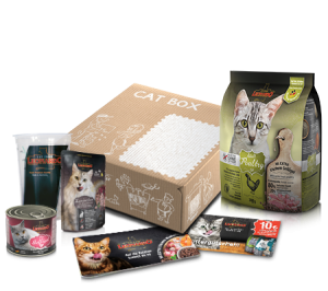 Cat Box LEONARDO® Adult Poultry GF