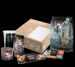 Cat Box LEONARDO® Adult Salmon GF
