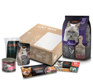 LEONARDO® Senior Cat Box