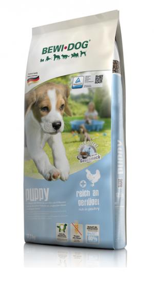 Hundefutter Bewi Dog Puppy  12,5kg Trockenfutter für Welpen