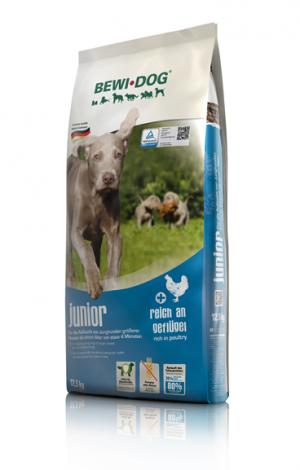 Hundefutter Bewi Dog Junior 12,5kg Trockenfutter für Junghunde
