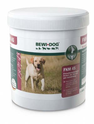 Hundefutter Bewi Dog FKM 45  800g zur Ergänzung
