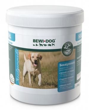 Hundefutter Bewi Dog Seealgenmehl 750g zur Ergänzung
