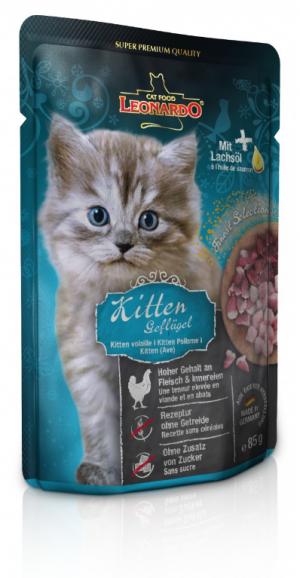 LEONARDO® Finest Selection Kitten Geflügel