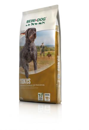 Hundefutter Bewi Dog Flakes 7,5kg Trockenfutter für Barfer
