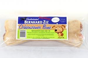 Hundefutter Kauartikel Ochsenziemer Bone 1stk.