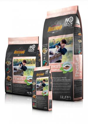 BELCANDO® Finest Grain Free Salmon