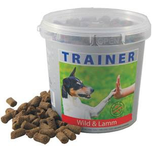 Hundefutter Trainings Snack Wild und Lamm 700g Kübel