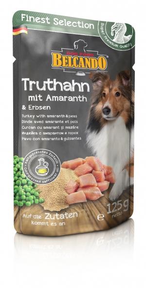 BELCANDO® Finest Selction Truthan mit Amaranth & Erbsen
