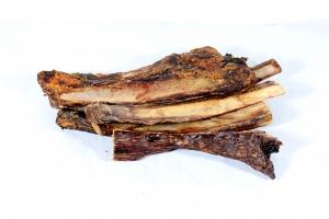 Hundefutter Kauartikel Pferde - Rippen 250g für empfindliche Hunde