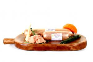 BARF - Rohfleischfütterung  Putenfleisch tiefgefroren