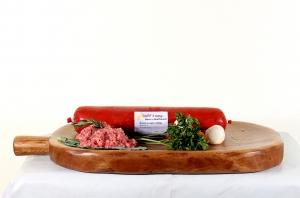 BARF - Rohfleischfütterung Rinderwangerl tiefgefroren