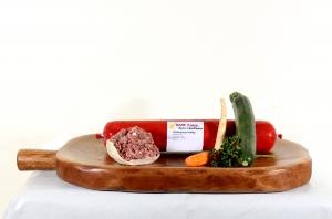 BARF - Rohfleischfütterung Rindergurgel tiefgefroren