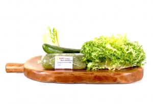 ZIZ BARF - Grüne Gemüsemischung