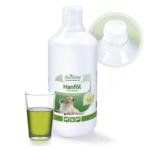 AniForte® Hanföl schonend kaltgepresste Qualität