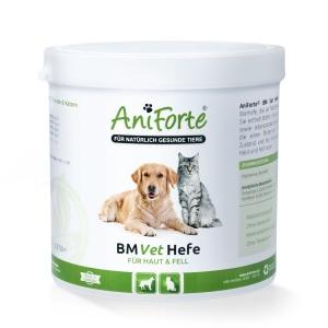 Hundefutter AniForte BM Vet Hefe 500g