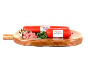 BARF - Rohfleischfütterung Rinder Menü tiefgefroren