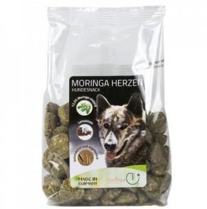 Moringa Herzen Hundeleckerlie 200g