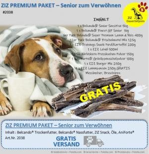 ZIZ PREMIUM - Paket - Senior zum Verwöhnen